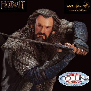 Weta Workshop - Statua di Thorin Scudodiquercia - Lo Hobbit