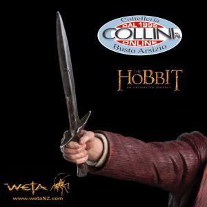 Weta Workshop - Statua di Bilbo Baggins - Lo Hobbit