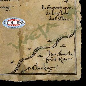 Weta Workshop - Mappa del tesoro di Thorin Scudodiquercia - Lo Hobbit