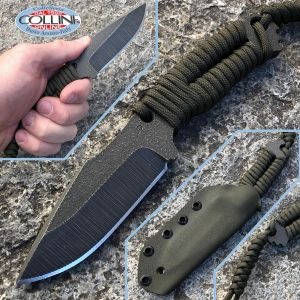 Wander Tactical - Raptor Raw Finish - Coyote Paracord