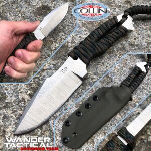 Wander Tactical - Raptor - Satin SanMai CoS & Woodland Paracord