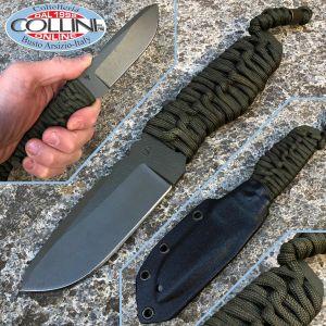 Wander Tactical - Scrambler EDC - Black & Woodland Paracord