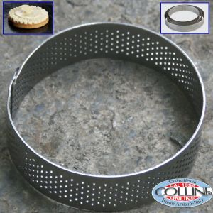 Pavoni - Round stainless steel band 21CM - PROGETTO CROSTATE XF2135