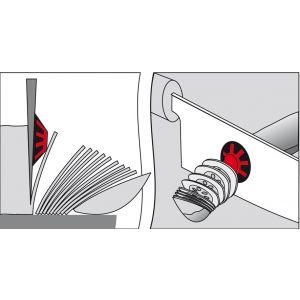 Zassenhaus - Magnet easy cut