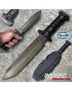Wander Tactical - Centuria - Serial X - Prototype Limited Edition - custom knife