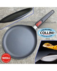 Woll - Crepe pan suitable for induction - Diamond Lite