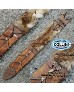 Marto - Conan - fodero artigianale per l'Atlantean Sword di Conan