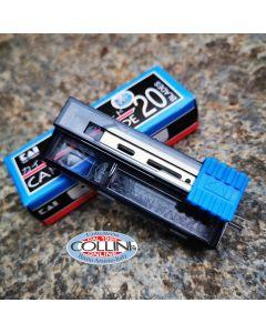KAI - 20 Stainless steel razor blades for Captain series razors - CAP-20BL - razor blade