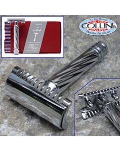 Fatip - Slant Open Comb - Safety Razor Lo Storto - 42138
