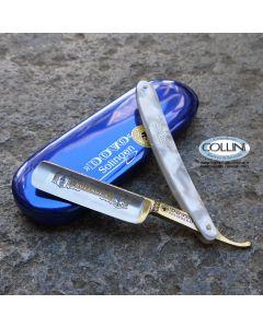 Dovo - Rasoio Nickel 5/8 Madreperla - 98 - 5810
