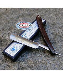 Dovo - Razor Snakewood Inox 5/8 - 95-585 - cut-throat razor
