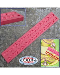 Pavoni - Hearts silicone mold - Le collane