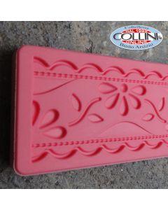 Pavoni - Flowers silicone mold - Le collane