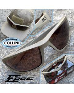 Edge Tactical Eyewear - Hamel TT Gray Wolf tactical eyewear - G-15 Vapor Shield Lens - XH62-G15-TT