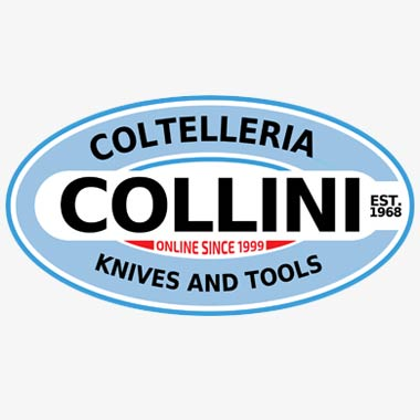 Collini - Coltellino da stripping 8 - denti larghi