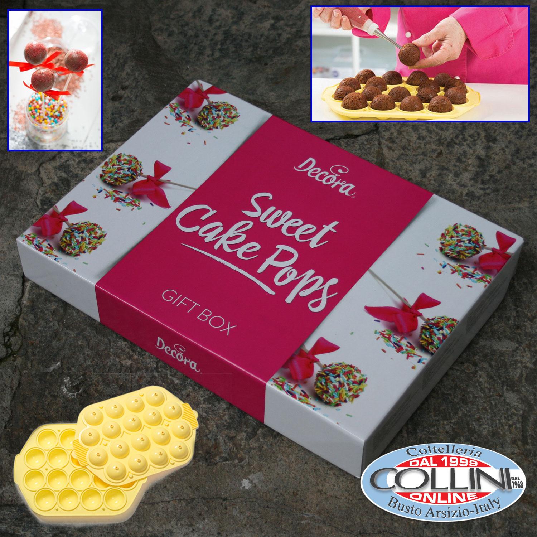 Decora kit sweet cake pops - Sweet home decora ...