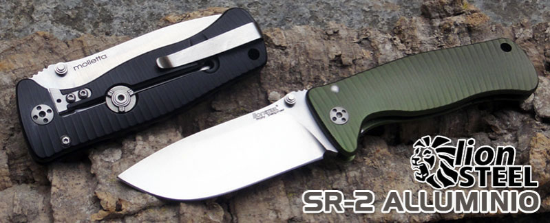 SR2 - Lion Steel Made in Italy