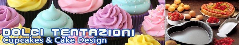 Accessori e prodotti per il cake design