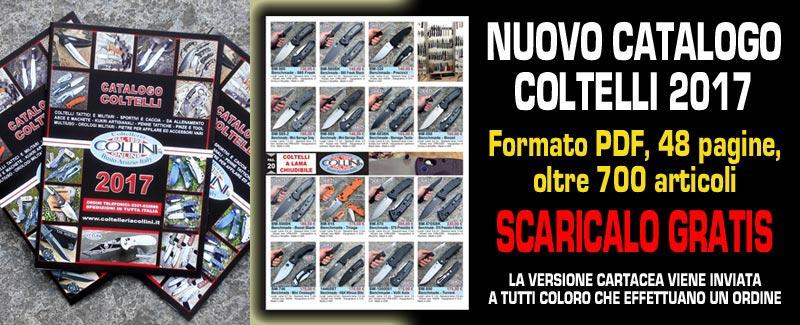 Catalogo Coltelli 2017