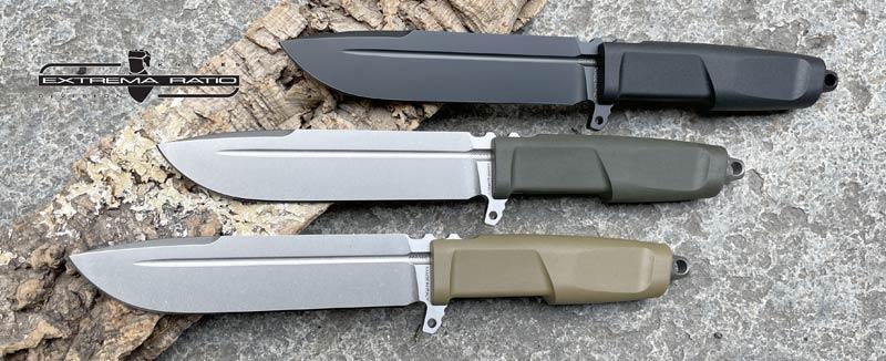 Extrema Ratio DMP coltello multiruolo, outdoor